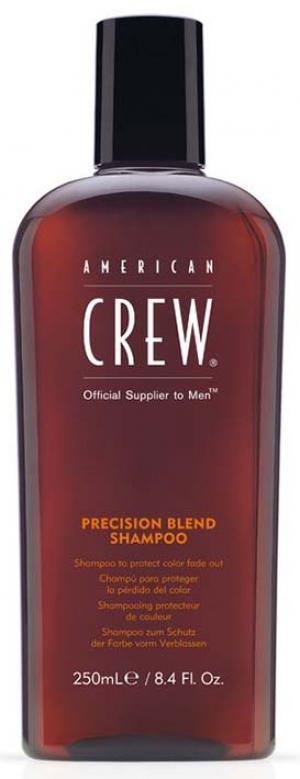 Шампунь для волосся після маскування сивини American Crew Precision Blend 250мл - 00-00012375