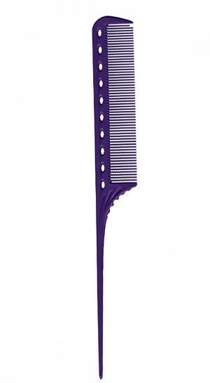 Расческа с хвостиком Y.S.Park YS-101 Deep Purple - 00-00012399