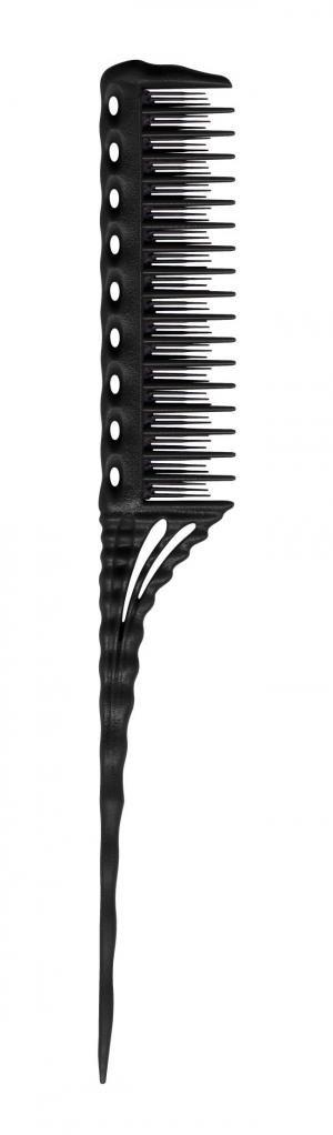 Расческа с хвостиком Y.S.Park YS-150 White - 00-00012402