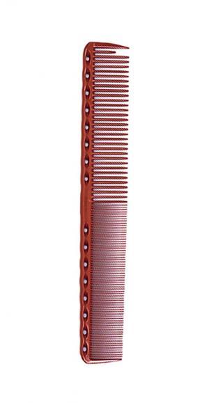 Расческа для стрижки Y.S.Park YS-336 Red - 00-00012420