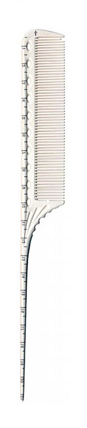 Расческа для обучения с разметкой Y.S.Park YS-G01 216мм - 00-00012440