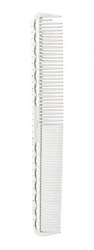 Расческа для обучения с разметкой Y.S.Park YS-G39 White 180мм - 00-00012443