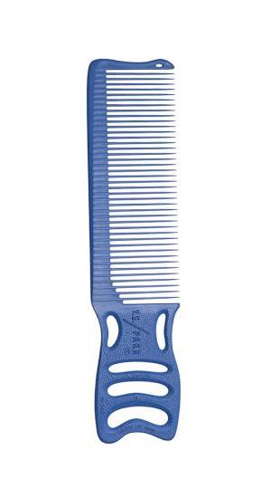 Расческа для барберов Y.S.Park YS-246 Blue 185мм - 00-00012452