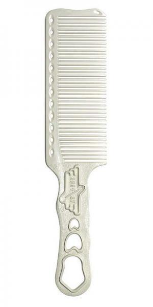Расческа для стрижки под машинку Y.S.Park YS-s282 White - 00-00012460