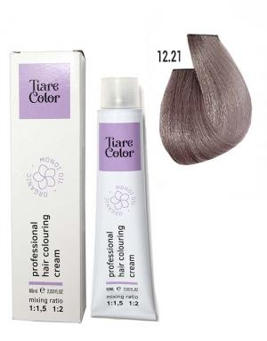 Крем - фарба для волосся 12.21 Tiare color 60 мл    - 00-00012491