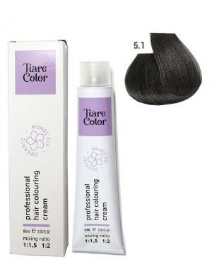 Крем - фарба для волосся 5.1 Tiare color 60 мл    - 00-00012509