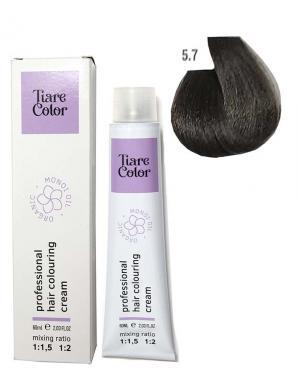 Крем - фарба для волосся 5.7 Tiare color 60 мл    - 00-00012519