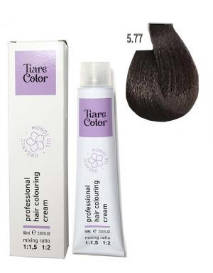 Крем - фарба для волосся 5.77 Tiare color 60 мл    - 00-00012520