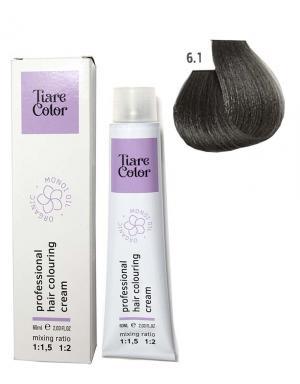 Крем - фарба для волосся 6.1 Tiare color 60 мл    - 00-00012524