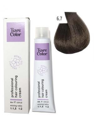 Крем - фарба для волосся 6.7 Tiare color 60 мл    - 00-00012539