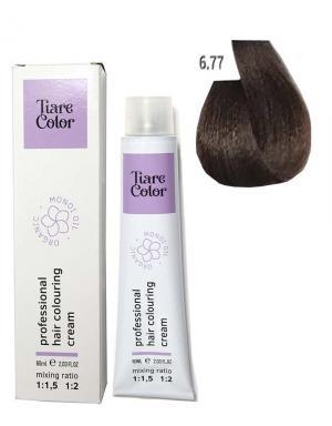 Крем - фарба для волосся 6.77 Tiare color 60 мл    - 00-00012540