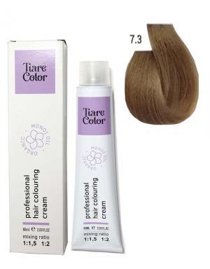 Крем - фарба для волосся 7.3 Tiare color 60 мл    - 00-00012546
