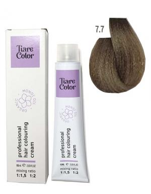 Крем - фарба для волосся 7.7 Tiare color 60 мл    - 00-00012555