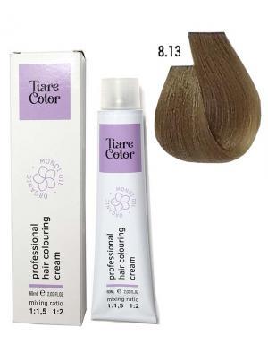 Крем - фарба для волосся 8.13 Tiare color 60 мл    - 00-00012562