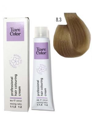 Крем - фарба для волосся 8.3 Tiare color 60 мл    - 00-00012563