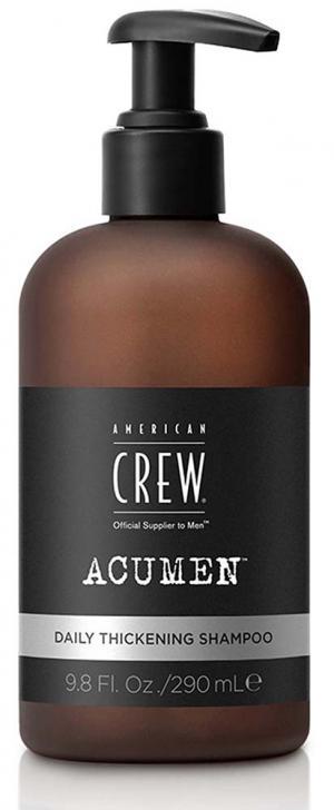 Шампунь щоденний зміцнюючий American Crew Daily Thickening 290мл - 00-00012628
