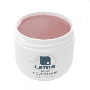Гель для нарощення нігтів Lemme Cover Dark 15 г - 00-00012670