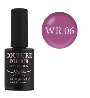 Гель-лак для нігтів COUTURE Colour WINTER ROSEATE WR06 9 мл  - 00-00012696