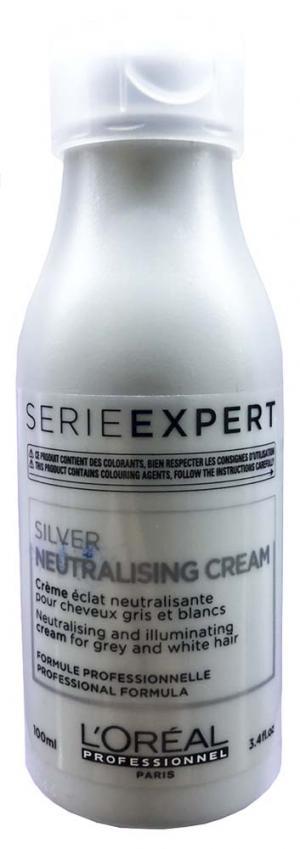 Кондиціонер антижовтий L'Oreal Professionnel Silver Magnesium 100 мл - 00-00012723