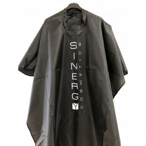 Пеньюары для стрижки Sinergy черные - 00-00012769