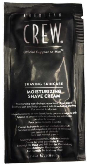 Крем зволожуючий для гоління American Crew Moisturing Shave Cream 450 мл - 00-00012806