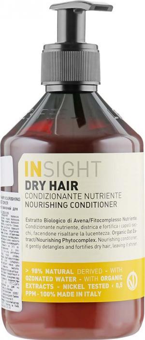 Кондиционер питательный для сухих волос Insight 400 мл - 00-00012946