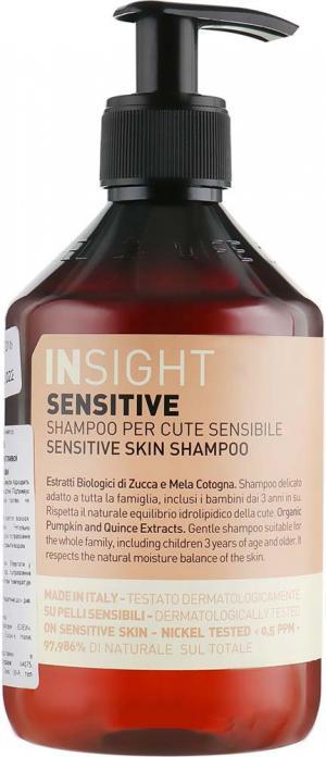 Шампунь для чувствительной кожи головы Insight Sensitive 400 мл - 00-00012952