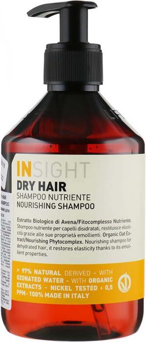Шампунь питательный для сухих волос Insight 400 мл - 00-00012955