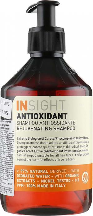 Шампунь тонизирующий для всех типов волос Insight 400 мл - 00-00012956