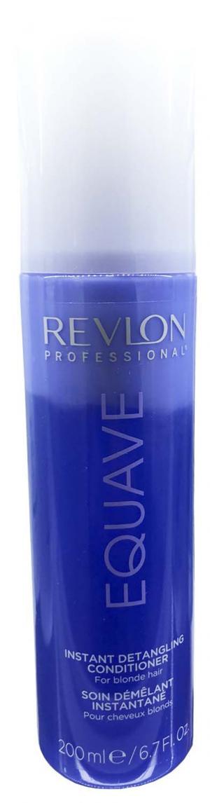 Кондиціонер незмивний  для світлого волосся Revlon Professional Equave 200 мл - 00-00012960