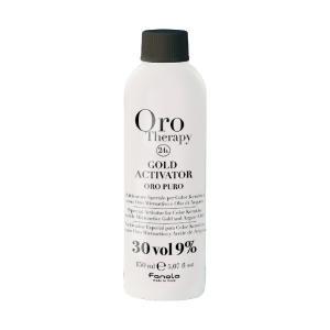 Активатор з мікрочастинками золота Fanola  9% (30 Vol.) Oro Therapy 150 мл - 00-00000266