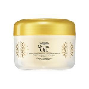 Маска для живлення та блиску всіх типів волосся L'Oreal Professionnel Mythic Oil 200 мл - 00-00000507
