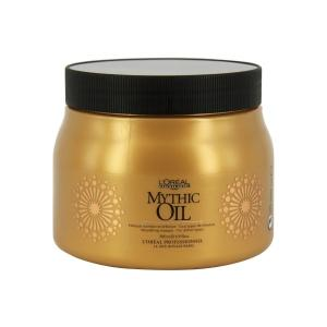 Маска для живлення та блиску всіх типів волосся L'Oreal Professionnel Mythic Oil 500 мл - 00-00000508