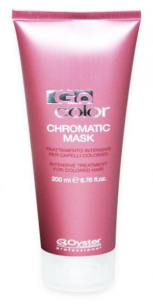 Маска для фарбованого волосся Oyster Cosmetics Go Color 200 мл - 00-00000716