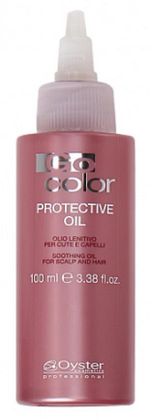 Масло захисне для шкіри голови Oyster Go Color 100 мл  - 00-00000726
