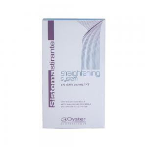 Система для вирівнювання волосся Oyster Cosmetics Sistema Stirante 100 мл+100 мл - 00-00000767