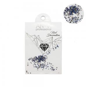 Камінці сваровських ANVI Professional PIXI сині №3 200 шт - 00-00000897