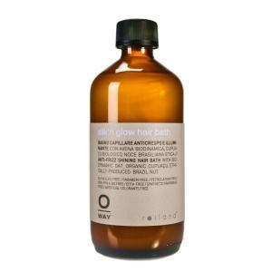 Шампунь для волосся з ефектом 'анти-фриз' Rolland Oway Silk'N'Glow 500 мл - 00-00000999