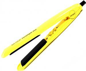 Щипці для вирівнювання волосся Moser CeraStyle Pro жовті 24 мм - 00-00002349