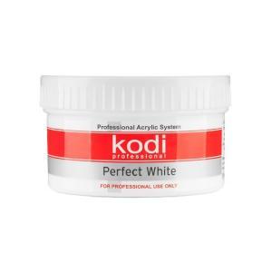 Базовий акрил Kodi Professional 'Білий' Perfect White Powder 60 г - 00-00002795