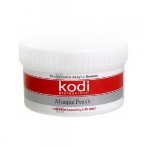 Матуюча акрилова пудра Персик Kodi Professional Masque Peach Powder 60 г - 00-00002799