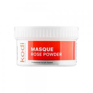 Матуюча акрилова пудра Троянда Kodi Professional Masque Rose Powder 60 г - 00-00002803