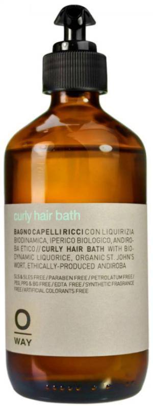 Шампунь для кучерявого волосся Rolland Oway BeCurly 240 мл - 00-00002861