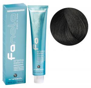 Крем-фарба для волосся Fanola №2/2 Brown violet 100 мл - 00-00002961