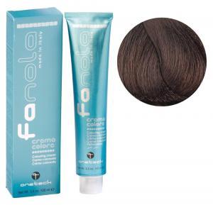 Крем-фарба для волосся Fanola №5/03 Warm light chestnut 100 мл - 00-00002977
