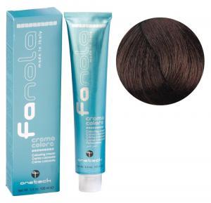 Крем-фарба для волосся Fanola №5/43 Light chestnut copper golden  100 мл - 00-00002985