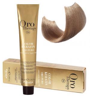Безаміачна крем-фарба для волосся Fanola Oro Therapy №10/00 Intense blonde platinum 100 мл - 00-00003061