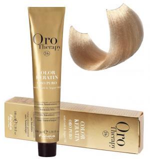 Безаміачна крем-фарба для волосся Fanola Oro Therapy №10/3 Blond platinum golden 100 мл - 00-00003066