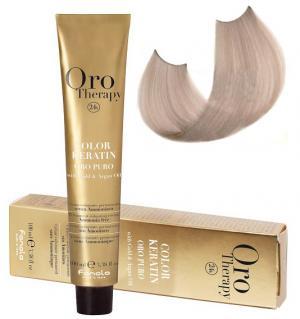 Безаміачна крем-фарба для волосся Fanola Oro Therapy №11/7 Superlight platinum blonde iris 100 мл - 00-00003069