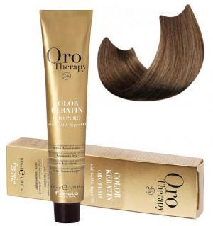 Безаміачна крем-фарба для волосся Fanola Oro Therapy №7/13 Blonde Beige 100 мл - 00-00003098